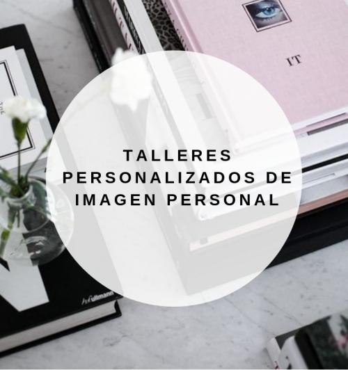 talleres personalizados de imagen personal