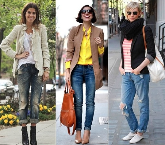 looks con jeans streestyle