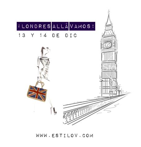 Ruta compras Londres