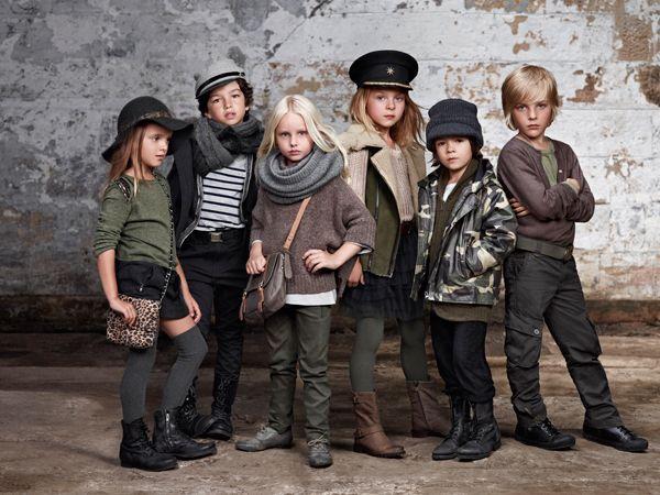 niños regreso clases outfit