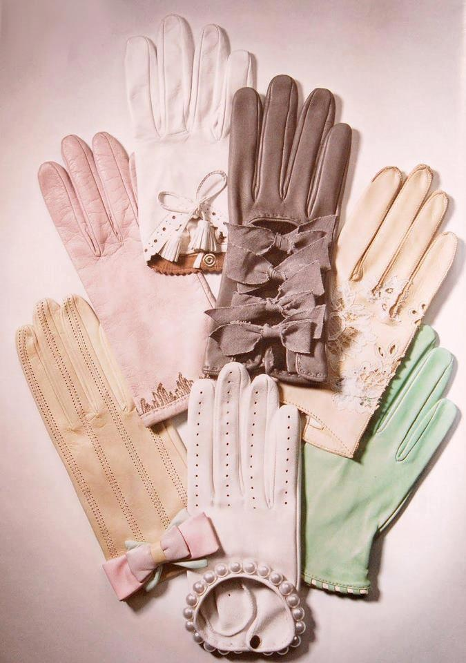 varios guantes