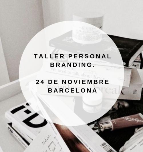 taller personal branding