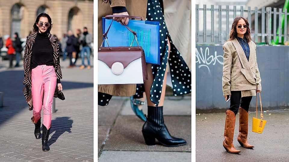 cowboy boots trend shoes