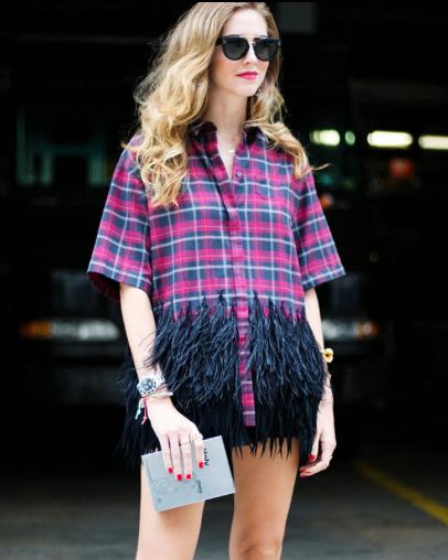 El mejor street style de las fashion weeks