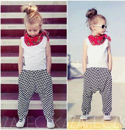 niña trendy