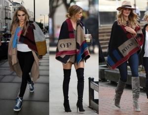 blanket coat modelos
