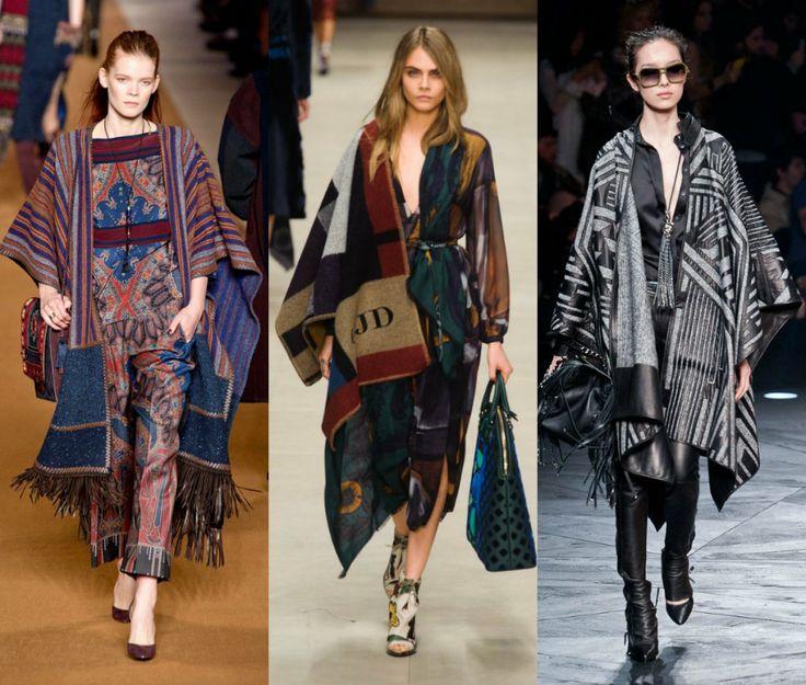 Blanket Coat, la nueva tendencia.