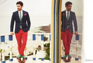 calcetin color outfit cool