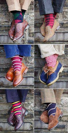 Calcetines con estilo