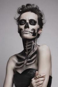 disfraz muerta