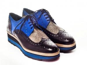 zapatos oxford color