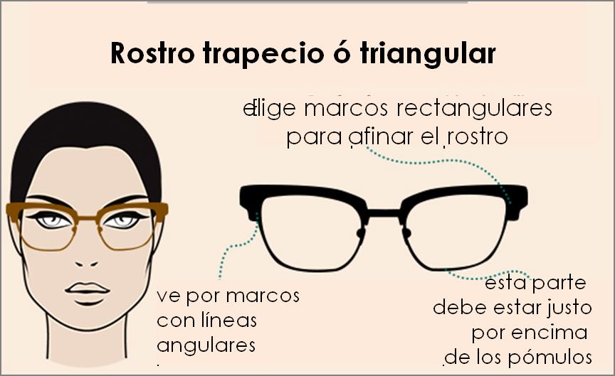 2d8c7a2b15 Cómo elegir una montura de gafas según tu tipo de rostro - Asesoría ...