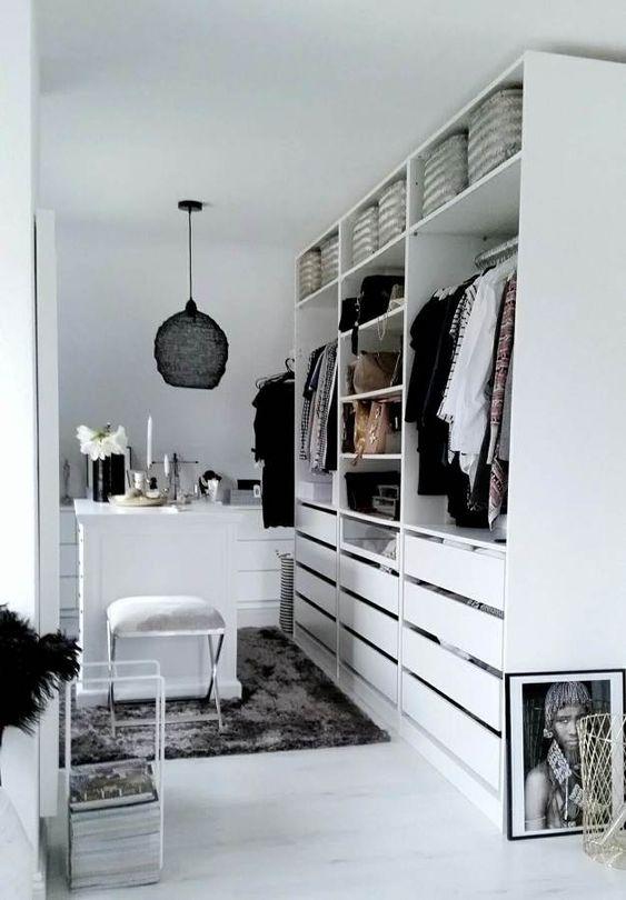 Cómo crear tu fondo de armario